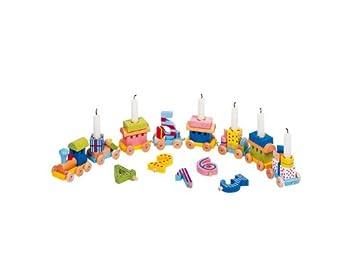 GoKi - Velas de cumpleaños: Amazon.es: Juguetes y juegos