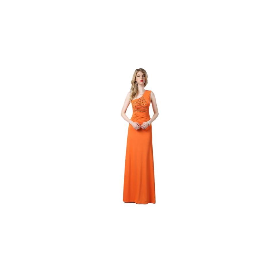 Womens Sexy Strap V Neck Slim Bodycon Prom Gown Bandage Dress