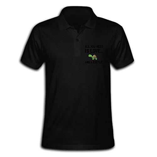 ZHONGJIAN Males Polo Shirt Short Sleeve With Cool - Polo Black Red Vs Polo