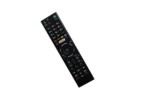 hotsmtbang Replacement Remote Control For Sony RMT-TX100B KDL-55W6500 149297521 KDL-50W800C KDL-50W807C Android LCD LED HDTV TV