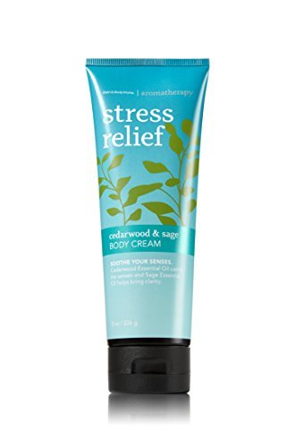 Bath & Body Works Aromatherapy Cream Cedarwood & Sage Stress Relief (Sage Cedarwood)