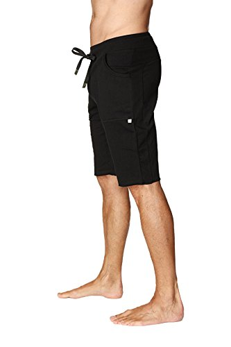 4-rth Eco-Track Short-Black-XL
