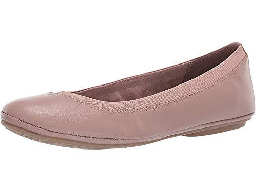 Bandolino Women's Edition Loafer Flat, Rose, 7 Medium US