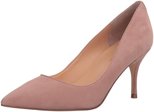 Ivanka Trump Women's Boni7 Dress Pump, Natural Suede, 8 M US ITBONI7