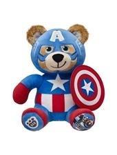 BUILD BEAR WORKSHOP Captain America product image