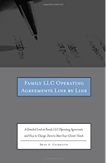 Amazon Com Llc Operating Agreements Line By Line A Detailed Look