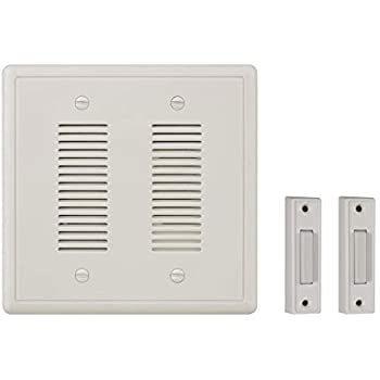 Awesome Door Chime With Built In Transformer By Eterna Doorbell Chimes Wiring 101 Mecadwellnesstrialsorg