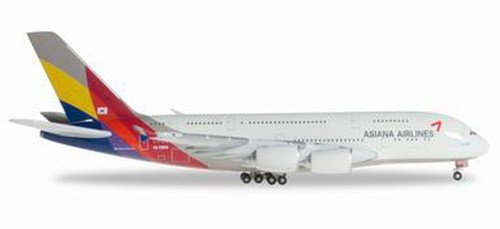 herpa-wings-526272001-asiana-airlines-airbus-a380-800-1-500-scale-diecast-model
