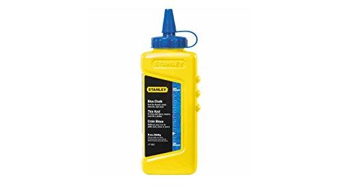 Prasertsteel Chalk Powder Refill Size 8 Oz. (Blue) 47-803