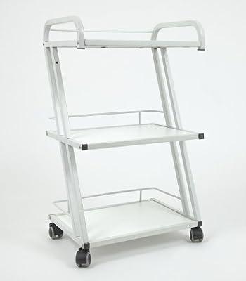 Beauty Trolley Storage Facial Cart Salon Spa Equipment