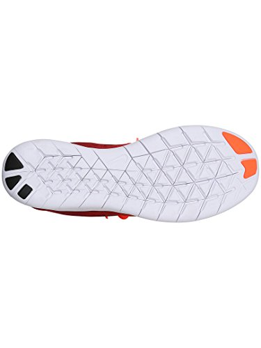 Nike Mænds Fri Rn Løbesko Samlede Blodrød / Sort / Gym Rød / Hvid Størrelse 11,5 M Os