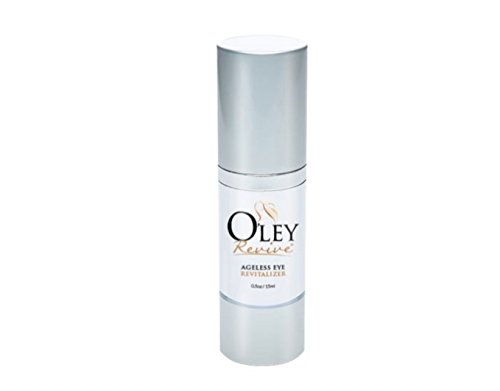 Oley Revive- Anti-Wrinkle Eye Therapy- Advanced Formula with Aloe Vera and Fruit Extracts- Strengthen and Sooth Skin