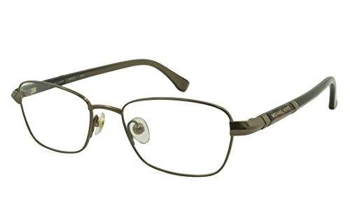 M. Kors Womens Frame MK357 239 Taupe 49mm Eyeglasses