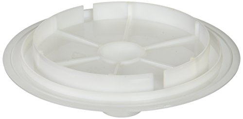 Pentair Admiral Skimmer (Pentair 85001900 Vacuum Plate Adapter Replacement Admiral Pool and Spa)