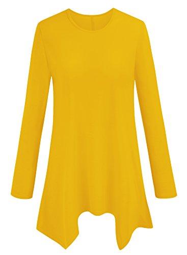 Yellow Asian Fabric - 3