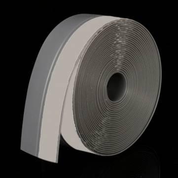 35mmX5m Window Silicone Rubber Sealing Sticker Seal Strip 3M Adhesive