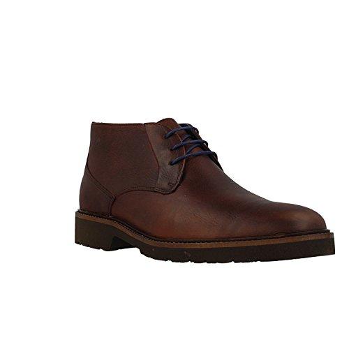 Fluchos Schuhe 9946 Gras Libanon Braun