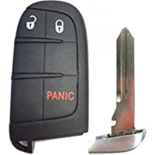 CanadaAutomotiveSupply © - 1 New Replacement 3 Button proximity Key Fob For Select Dodge Vehicles