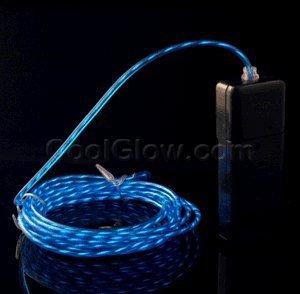 Fun Central A07 EL Motion Wire - Blue 3 Yard