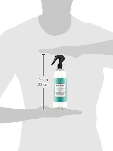 Caldrea Linen and Room Spray, Pear Blossom Agave, 16 Fluid Ounce