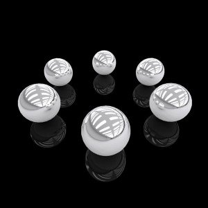 X-Ray Scaling Markers, Image Replacement Spheres - 30mm Rollr Precision Marker