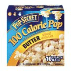 Pop-secret Microwave Popcorn Butter 10 PK (Pack of 18)