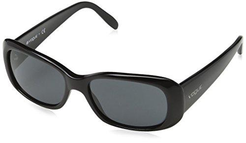Femme soleil de 2606S Noir Mod Lunette Vogue Gray Black ETqwPCgXn