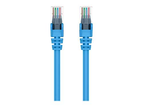 Belkin 10' Cat6 Ethernet Patch Cable, Blue (A3L980-10-BLU-S)