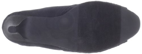 Annie Black Savory Annie Womens Sandal Satin Slingback Shoes Shoes Lace qA0d5F