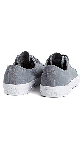 Sneaker White Grey Ctas Converse Cool Unisex Ox R6W4f