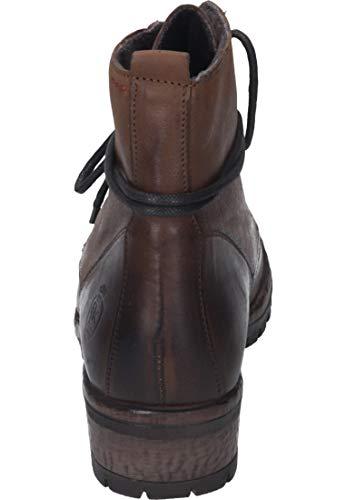 Lea Rangers Bottes 312 Black 262 454 cognac Femme Marron COqf00wt