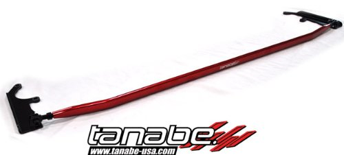 Tanabe TTB153F Sustec Front Tower Bar for 2010-2010 Toyota Prius