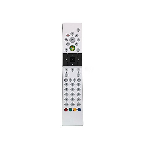 New Replacement IR MCE Remote Control Fit for RC1974501/00 for Intel NUC HTPC Media Center System