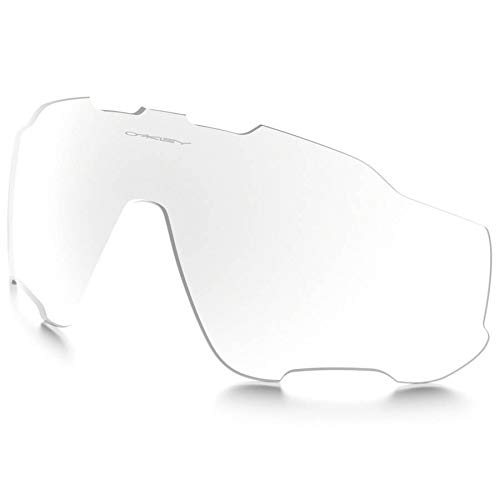 Oakley Jawbreaker ALK Clear Black Iridium Photochromatic Activated Replacement ()