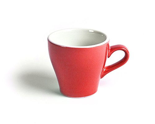 Acme Tulip Coffee Cup Red