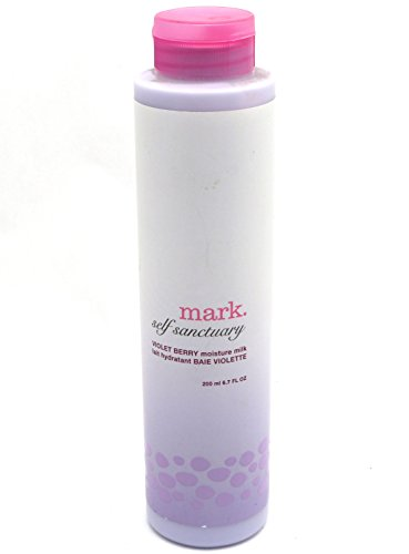 (Mark Self Sanctuary Violet Berry moisture milk)