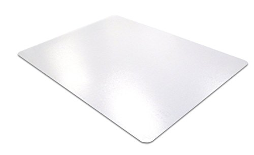 (Desktex Desk Protector Mat, Superior Polycarbonate, Heat Resistant, Clear, 17