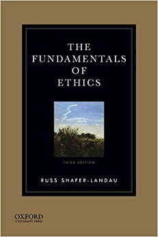 Ethical Life & Fundamentals Of Ethics (P)