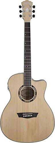 Washburn AG40CEK-A Apprentice Series Acoustic Electric Guitar