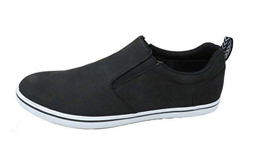 Xtratuf Mens Sharkbyte Slip Op Schoenen Zwart