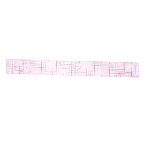 Graph Rulers (Uxcell Plastic 8ths Graph Soft Measuring Ruler, 18 x 2-inch, Clear (a15091100ux0125))
