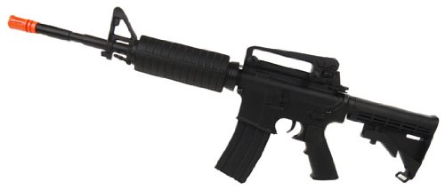 electric m4 zm81b fps-280 airsoft rifle(Airsoft - Marui Ris M4