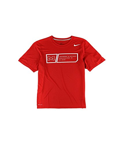 Homme T shirt Olemissred Nike Opaque Courtes Manches xX0ZwxSUq