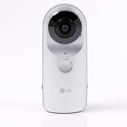 Motorola Moto Mods 360 Camera with 4K Video for Moto Z Phones - White (Renewed)