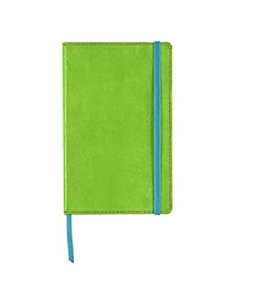 Neenah Paper Astrobrights Journal, Ruled, 5 1/8 x 8 1/4, Green, 240 Sheets SO12