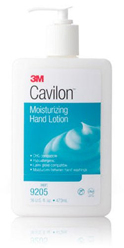 3M Cavilon Moisturizing Hand Lotion 9205 (Pack of 12) 3m Cavilon Moisturizing Lotion