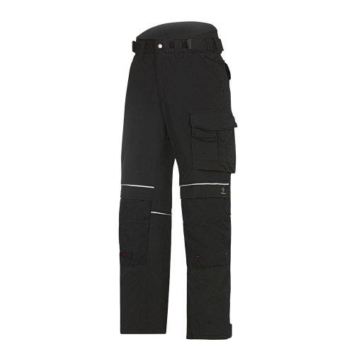 Snickers 36190404042 Pantalon d'hiver Power Taille 42 Noir