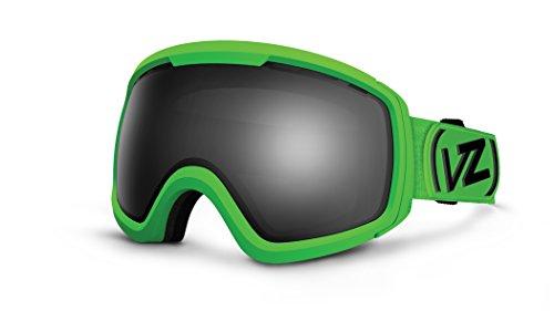 Von Zipper Feenom NLS Snow Goggles Flash Lime Satin ~ Black - Von Zipper Uk