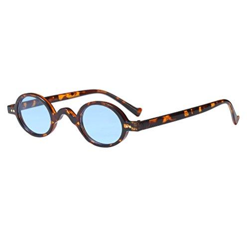 Personnalité Zhuhaitf Mini Loisirs Style HD Hommes Soleil Eyeglasses Blue Femmes Eyewear de Léger Lunettes ffw8Yar