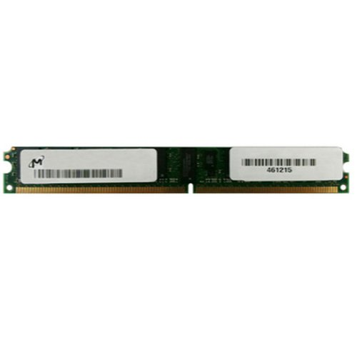 Vlp Server Memory (MICRON MT36HVS51272PZ-667H1 PC2-5300P DDR2 667 4GB ECC REG 2RX4 VLP (FOR SERVER ONLY))